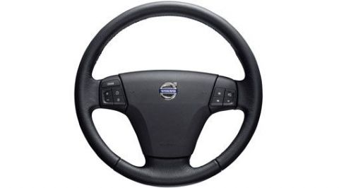 C30 Steering Wheel - Leather